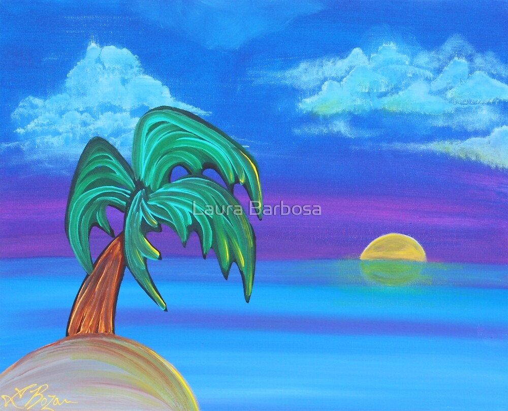 Palm Island by Laura Barbosa