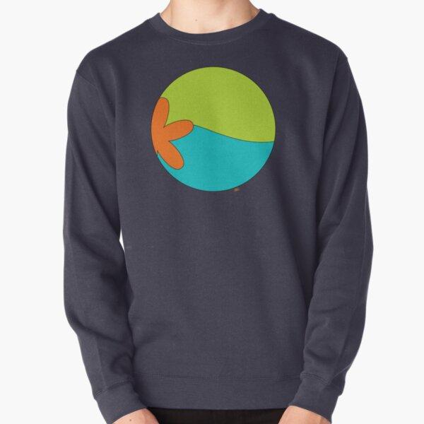 Mystery Machine 1 Pullover Sweatshirt