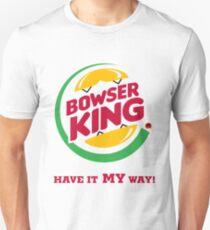 Bowser King Unisex T-Shirt