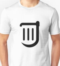 FFXIV Bard Job Class Icon T-Shirt