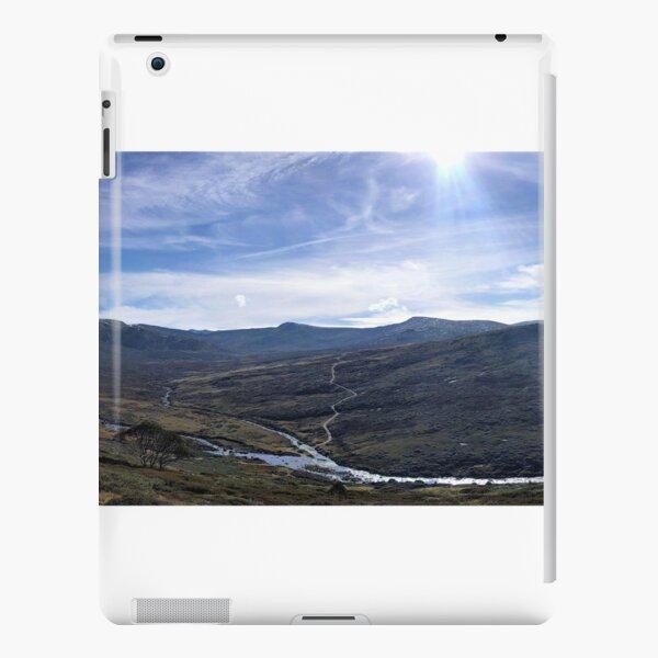 Mt Kosciuszko Panorama iPad Snap Case