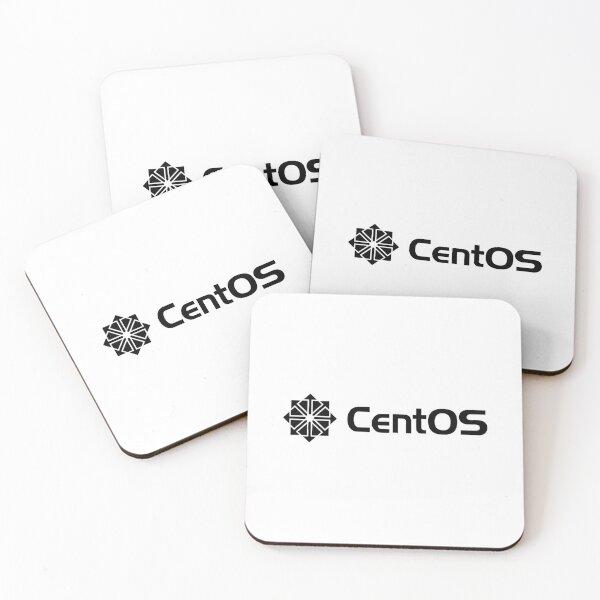 CentOS Coasters (Set of 4)