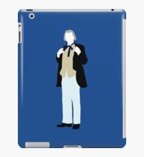 The First Doctor - Doctor Who - William Hartnell (Alt. Version) iPad Case/Skin