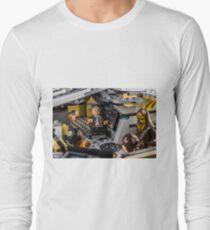 Han Solo stories Long Sleeve T-Shirt