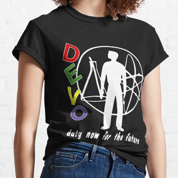 Duty Now For The Future Devo Classic Music Classic T-Shirt