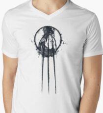 Kuzuri No Te Men's V-Neck T-Shirt