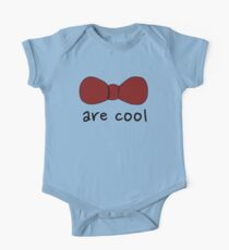 Bowties are Cool One Piece - Short Sleeve