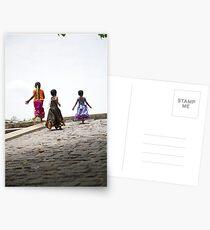 to the horizon... Postcards