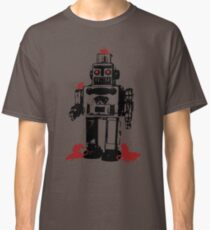 Robots and Nature Classic T-Shirt