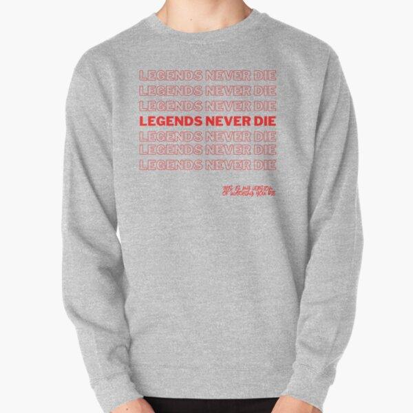Legends Never Die Juice WRLD Pullover Sweatshirt