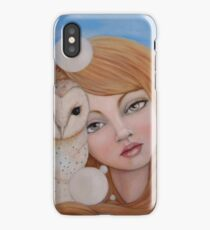Stay with me iPhone Case/Skin