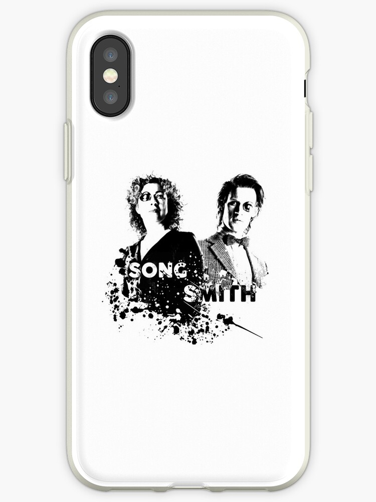 The Doctor & River Song  by whimsicallymad