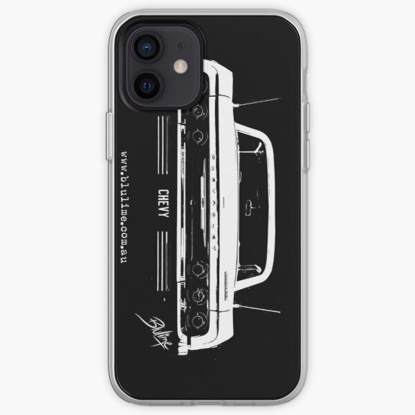 BIG AS Chevy Impala © iPhone Soft Case