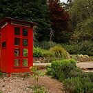 The Red Phonebox by John Quixley