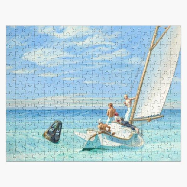 Edward Hopper. Ground Swell, 1939. Jigsaw Puzzle