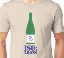 ISO: Loons (Craft Beer Trading) Unisex T-Shirt