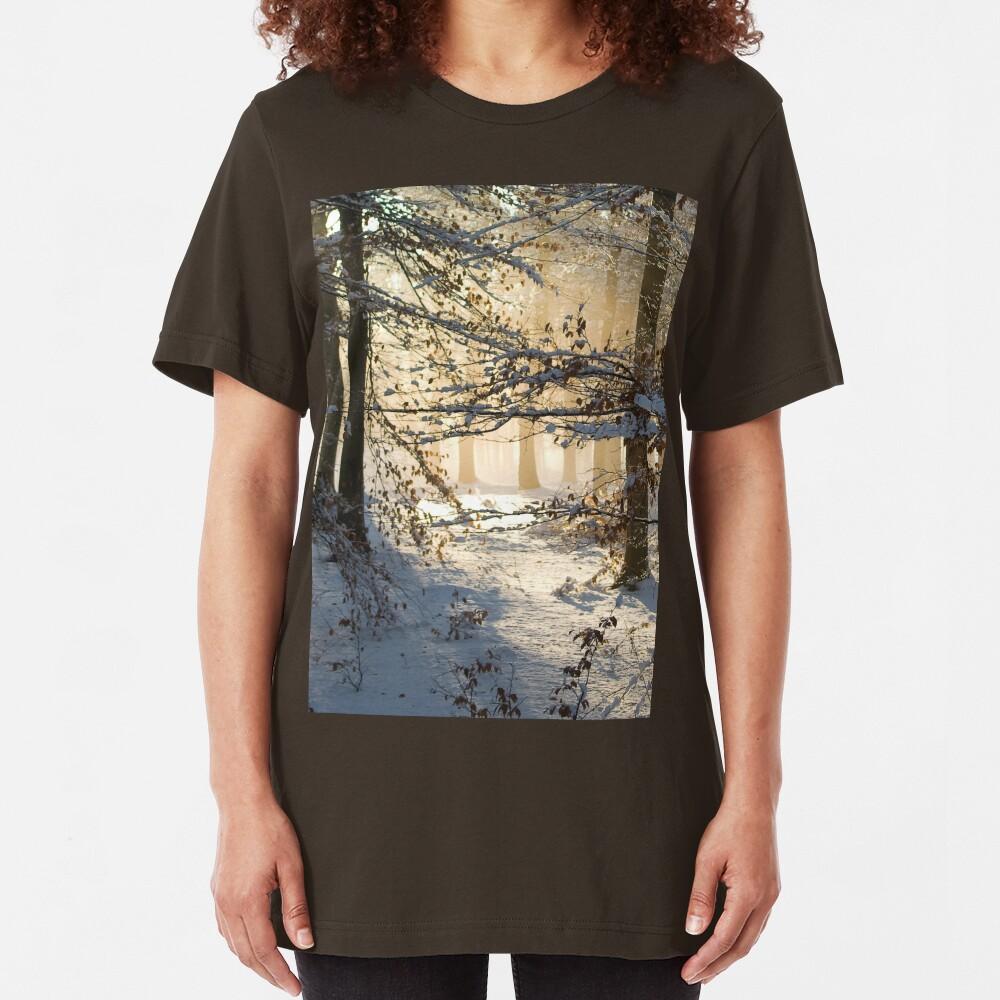 Filtering through  Slim Fit T-Shirt