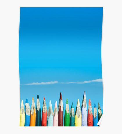 Arc-en-ciel Poster