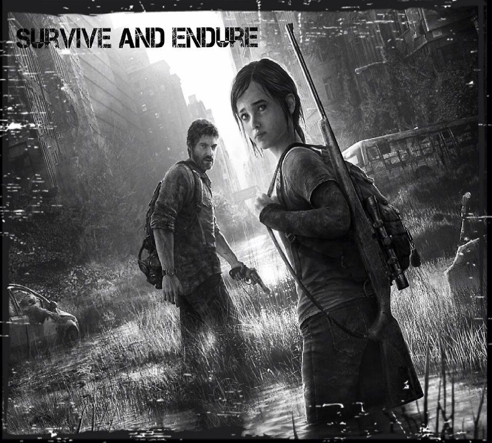 The Last of Us by HeSSii