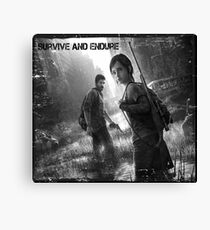 The Last of Us Canvas Print