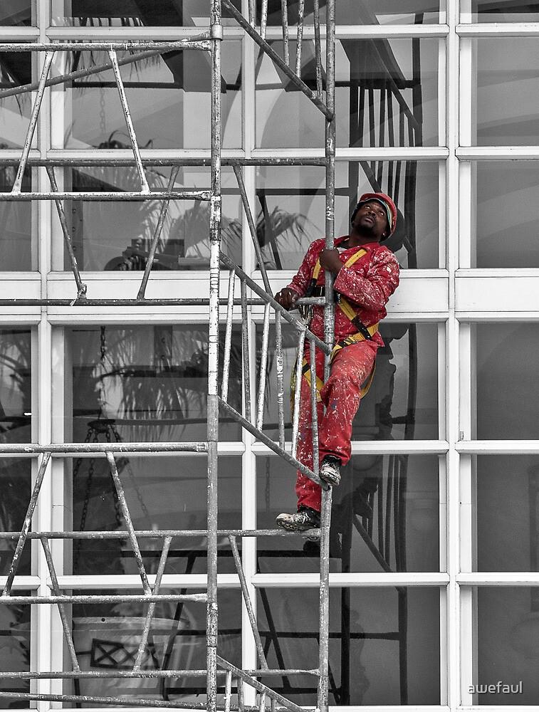 Maintenance man by awefaul