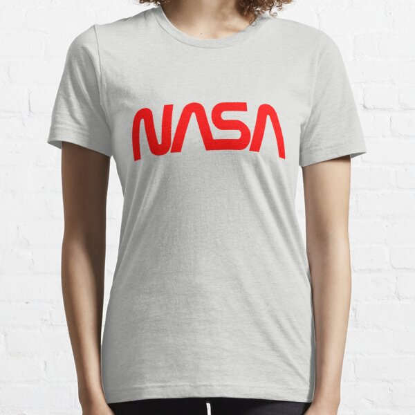 Logo de la NASA T-shirt essentiel