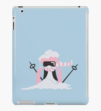 Ski Penguin VRS2 iPad Case/Skin