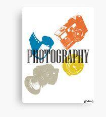 Photography Canvas Print