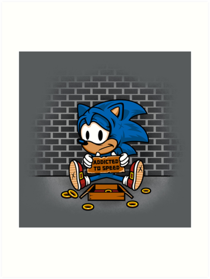 Speed Addict by harebrained