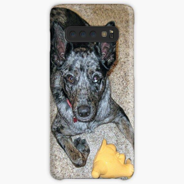 Peg with her Kangaroo Samsung Galaxy Snap Case