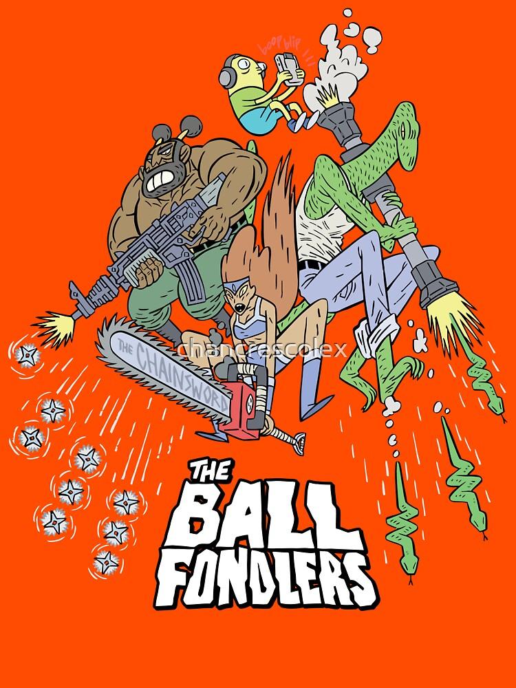 Rick & Morty - The Ball Fondlers | Unisex T-Shirt