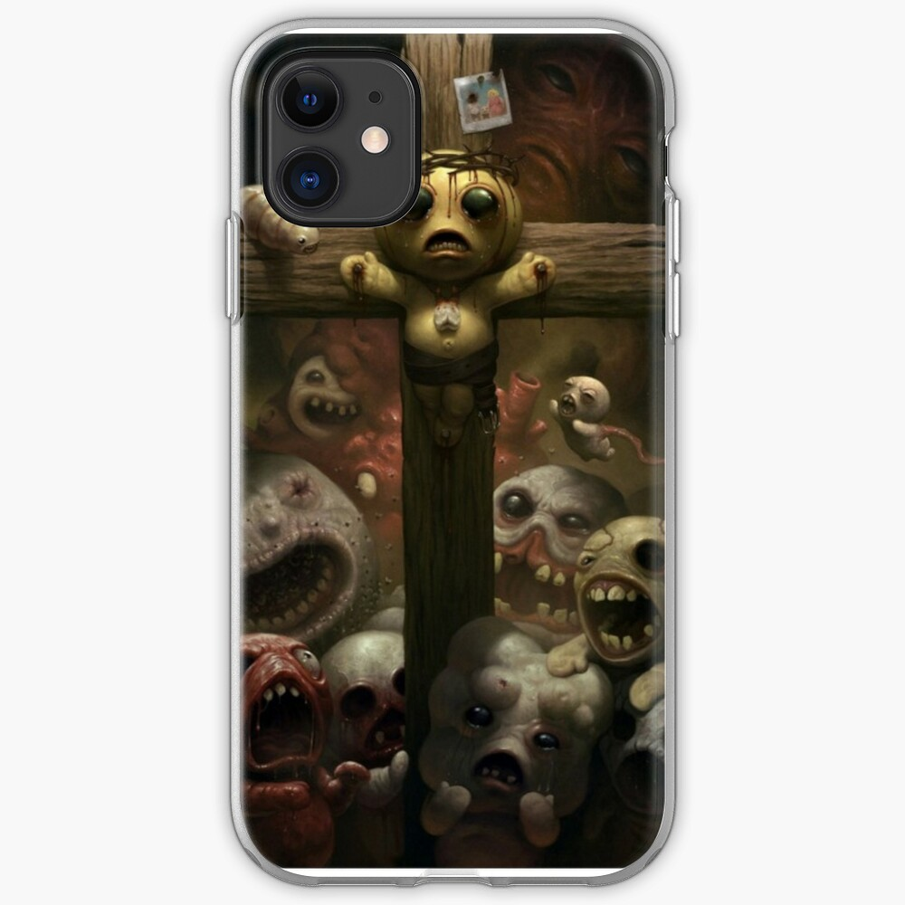 """Binding Of Isaac Print"" IPhone Case & Cover By Royston69"