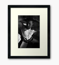 Jacob-Enticing Rays 2 Framed Print