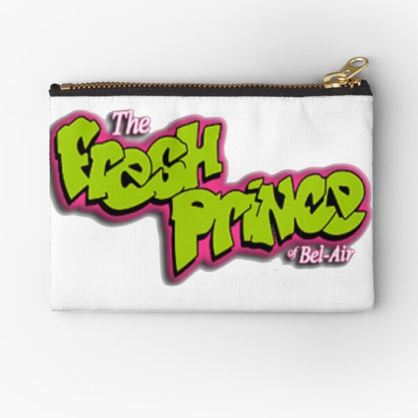 The Fresh Prince Zipper Pouch