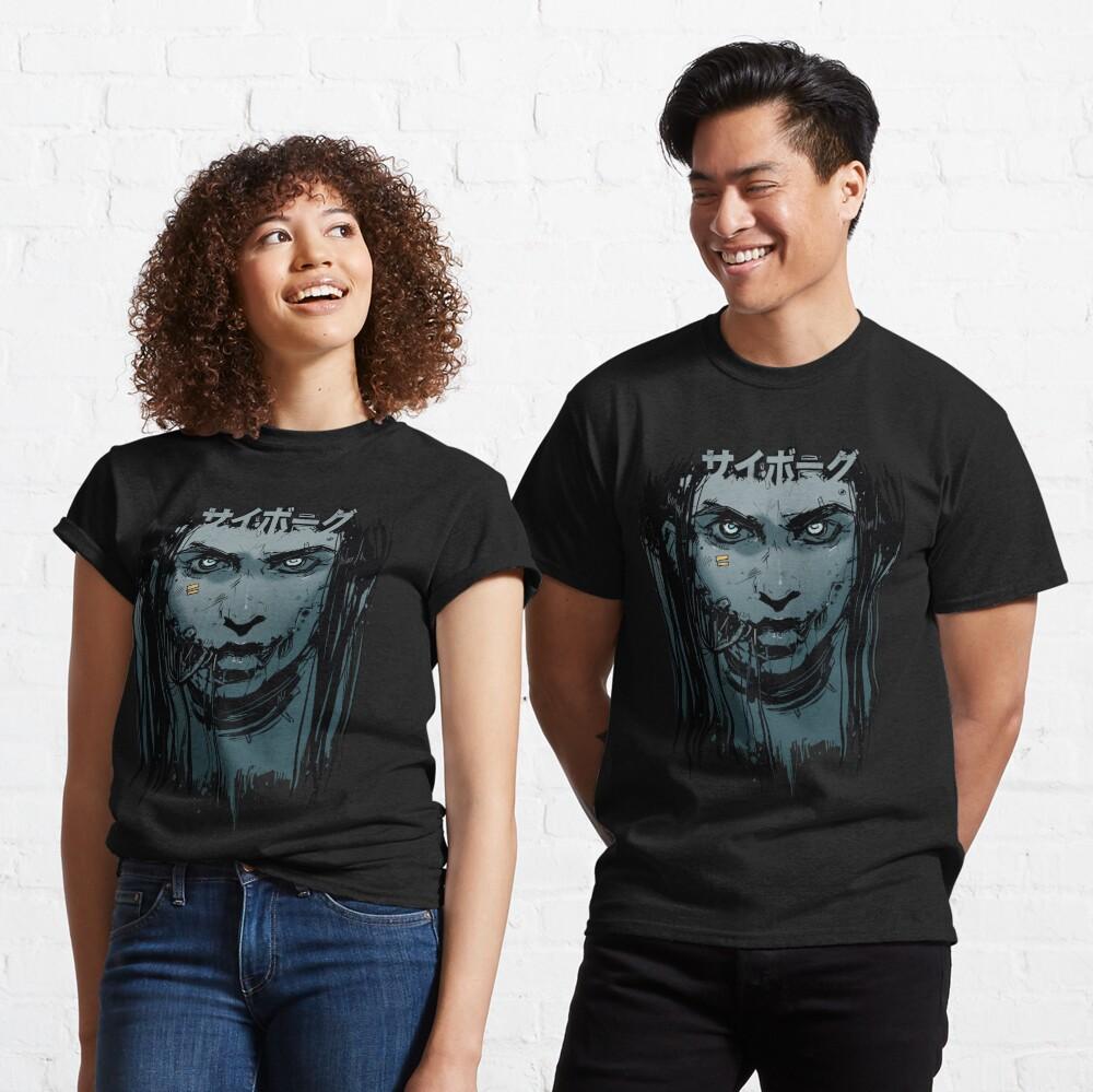 CyberGirl Classic T-Shirt