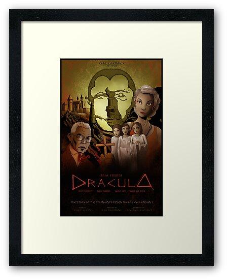 Dracula Fan Poster by lemomekeke