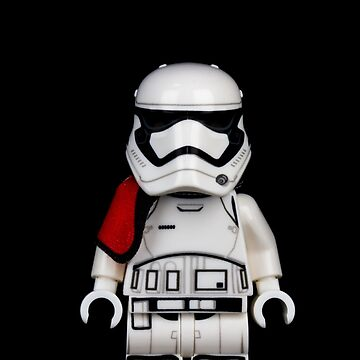 First Order Stormtrooper Officer by Ballou34