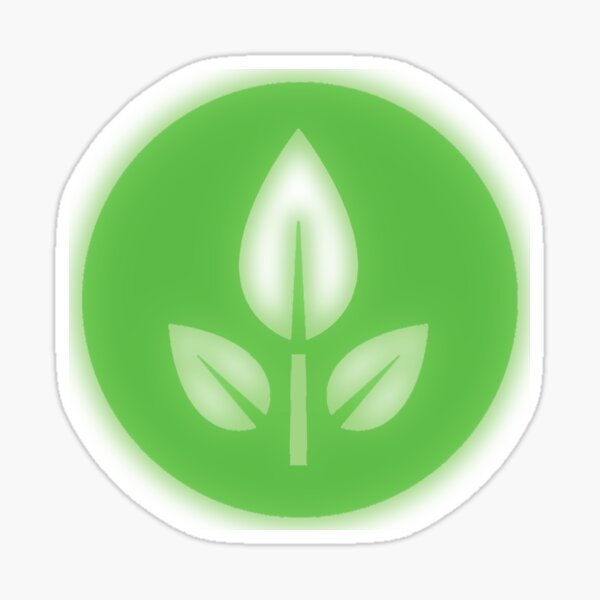Logotipo de Wall e Eve Pegatina