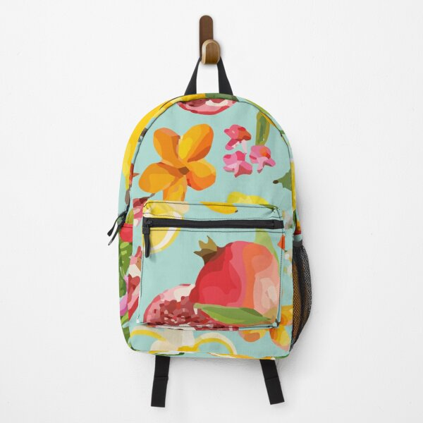 Exotic Tropical Fruits Of Summer Backpack