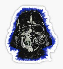 Skellydarth Sticker