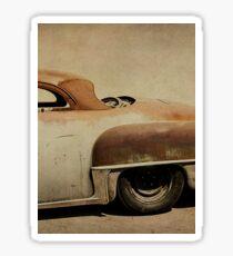 Rusty Chrysler De Soto Sticker