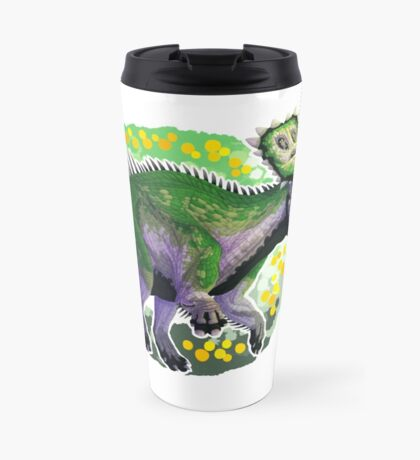 Anchiceratops (without text)  Travel Mug