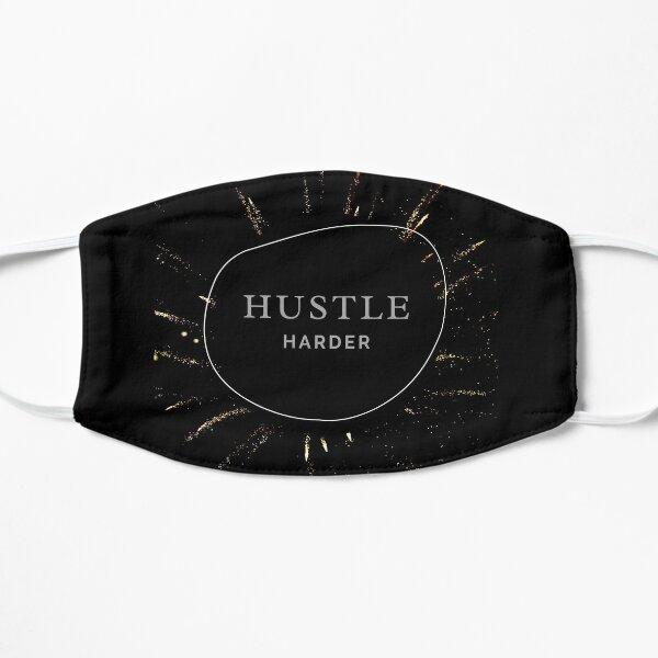 Hustle Harder Mask