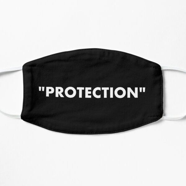Protection  Flat Mask