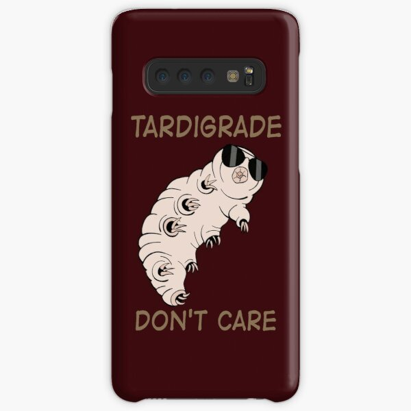 Tardigrade Don't Care Samsung Galaxy Snap Case