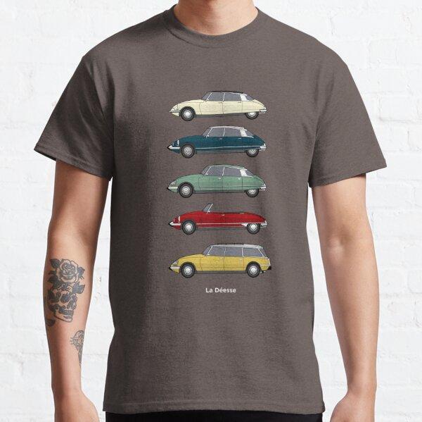 Citroen DS Collection - Colour Version Classic T-Shirt