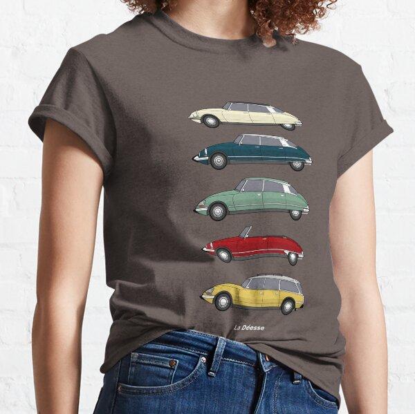 Citroen DS Collection - Version couleur T-shirt classique