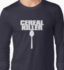 Cereal Killer Long Sleeve T-Shirt