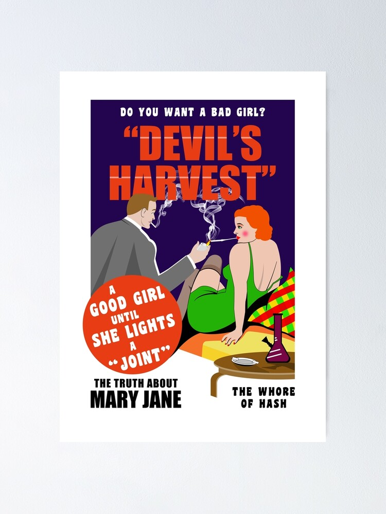 Alternate view of Mary Jane Poster