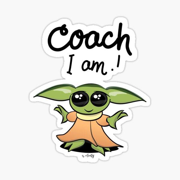 Baby Coach Sticker
